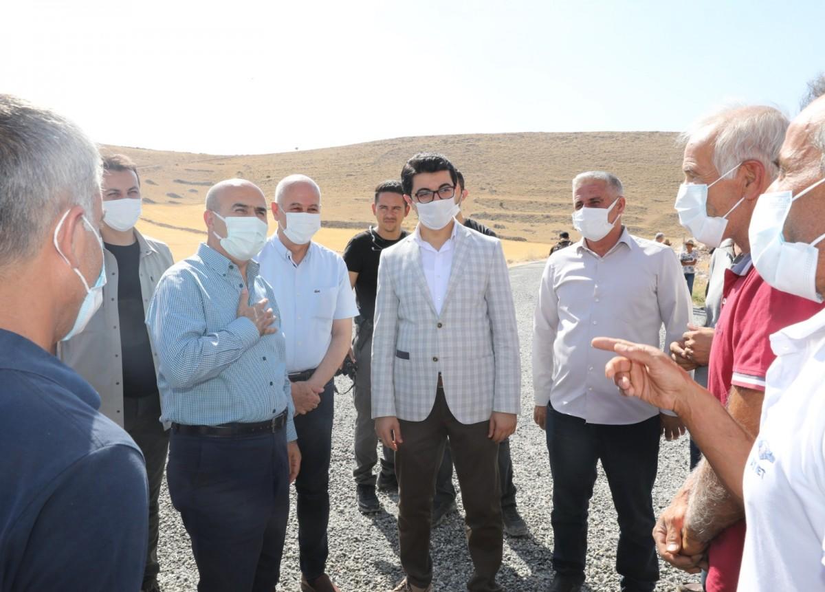 """Vali Demirtaş: """"Şehrimizin her noktasında varız"""""""