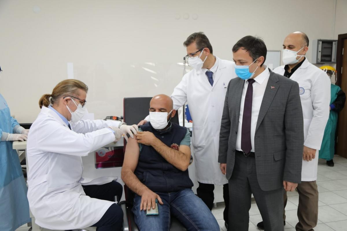 Yerli aşıda Faz-2 tamamlandı