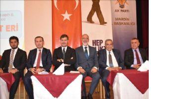 Ak Parti Mardin Milletvekili Adayları Halka Tanıtıldı