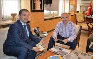 """Mardin Valisi Yaman PTT´nin """"Vatan Size Minnettar"""" kampanyasına katıldı"""
