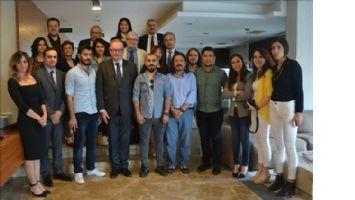 Genç Gazeteciler Ankara´da Buluştu