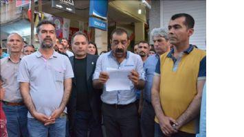 Mersin ve Adana'daki Bombalı Saldırıya Kınama..