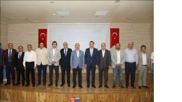 Mardin ve Granada Ticaret Odaları Kurumsal  Kapasite artırımında işbirliği yapacak