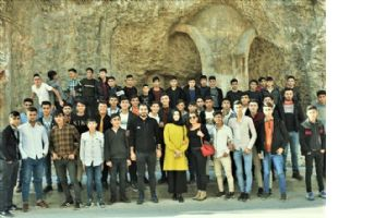 Şırnaklı Öğrencilerin Kültür Yolculuğu