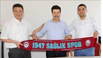 Mardin 1947 Sağlıkspor Futbol  Takımı Emin Ellerde