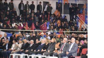 Ensari Kavak yeniden Savur İlçe Başkanı