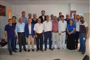 Türkiye Küçük Millet Meclisi Toplantısı Kızıltepe İlçesinde yapıldı.