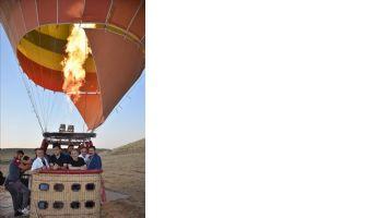 Mardin  Balon turizmine kapılarını açtı