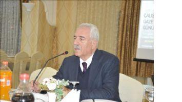Ak Parti İl Başkanı Eri, Gazeteci Gününü Kutladı.