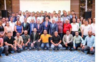 Yerel Medya Çalıştayında sorunlar masaya yatırıldı