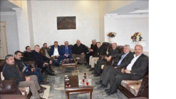 Güneydoğu Gazetecileri Mardin´de toplandı