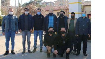 Mardin'de Basın Mensuplarına Toplu Taşıma kartı