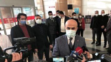 Mardin'de  Sağlık Kahramanları Fotoğraf Sergisi