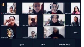 Yazar Ceylan Alkan Öğrencilerle Buluştu.