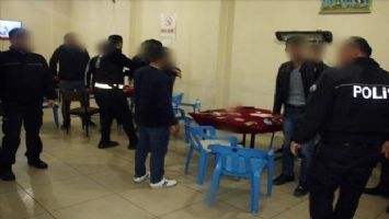 Mardin´de aranan 130 kişi yakalandı