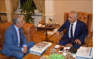 İçişleri Bakan Yardımcısı Mehmet Ersoy İle Nostalji