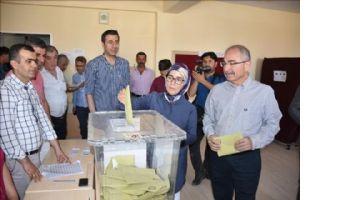 Mardin´de  470 bin seçmen,1635 Sandıkta Oy Kullanacak
