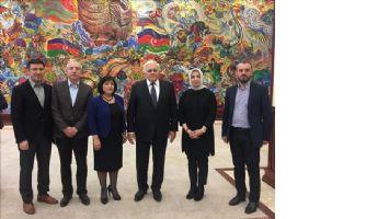 Milletvekili Miroğlu, Azerbaycan´da Önemli Açıklamalarda Bulundu