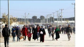 """Suriyeli sığınmacıların yeni yıl dileği: """"Barış"""""""
