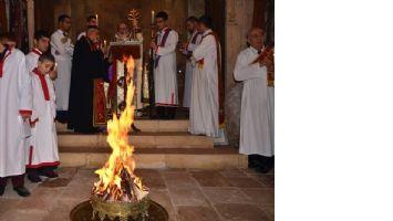 Mardin`de Noel Bayramı Kutlamaları