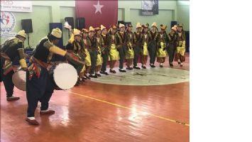 Mardin Halk Oyunları Şampiyonasına Ev Sahipliği yaptı.