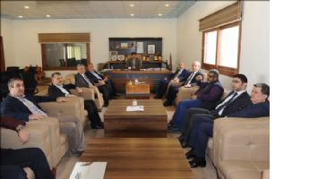 Oda ve Borsa başkanlarından güç birliği kararı..