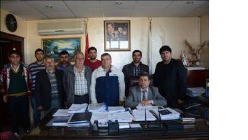 CHP Nusaybin İlçe Yönetimi istifa etti