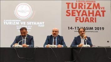 Rektör Özcoşar´dan Turizm İhtisas Üniversitesi Hedefine Vurgu