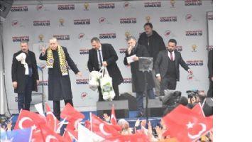 Cumhurbaşkanı Erdoğan Mardin´de Halka Seslendi
