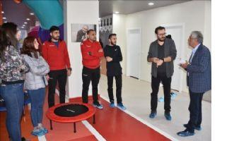Çocuklar için Spor ve Eğlence Merkezi