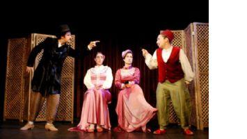4. Uluslararası Mardin Çocuk Ve Gençlik Tiyatro Festivali