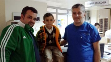 4 Yaşında Açık Kalp Ameliyatı Oldu