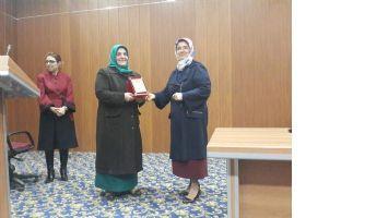 Mardin'de  Eşler Arası İletişimde Temel İlkeler? Konferansı