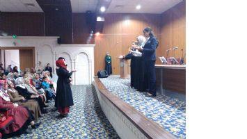 Mardinli Kadınlara  Samimiyet? Konferansı