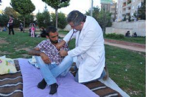 Kürtçe Öğretmenleri Sağlık Kontrolünden Geçirildi