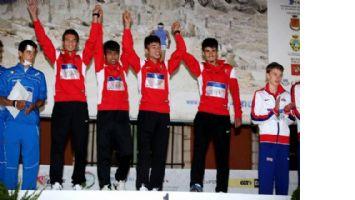 Mardinli Sporcu Dünya Şampiyonu Oldu