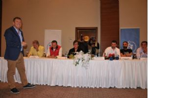 Mardin Futbolun Ustalarını Ağırladı