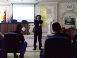 Mardin`de Tarım Danışmanlarına Eğitim Semineri