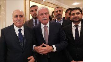 Mardin Artuklu ve Yeşilli Belediye Başkanlarının Kader Birliği