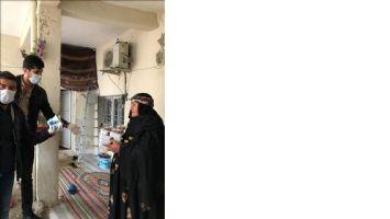 Midyat Belediyesi, iftar yemeği dağıttı