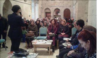 Dezavantajlı Kadınların sorunları masaya yatırıldı