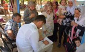 """Kızıltepe Belediyesinden """"Kahve Bahane"""" projesi"""