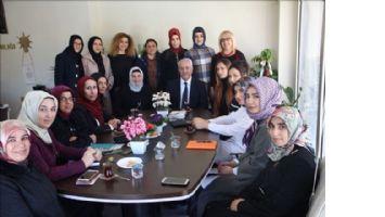 Ak Parti Mardin Kadın Kolları Ankara´ya gidiyor..