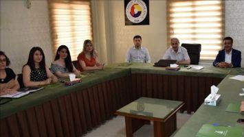 Kızıltepe´de Akreditasyon İyi Uygulama Paylaşımı Toplantısı Yapıldı