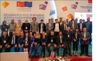 Medya ve Mülteciler Basın Buluşmalarında 250 Gazeteci Bir Araya Geldi