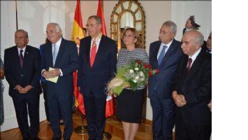 Mardinli İşadamı Dr. Zeynelabidin Erdem´e İspanya Kraliyet Liyakat Nişanı Ödülü