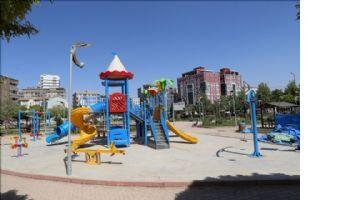 Kırsal Mahalleler Çocuk Parklarıyla Donatılacak