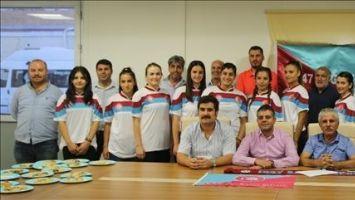 1947 Mardin Sağlıkspor Bayan Hentbol Takımı 2. Lige hazır.