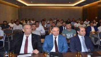 DİKA, Şırnak´ta yurtdışı destekleri bilgilendirme toplantısı yaptı