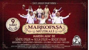 Markopaşa Müzikali Mardin´de seyirciyle buluşacak